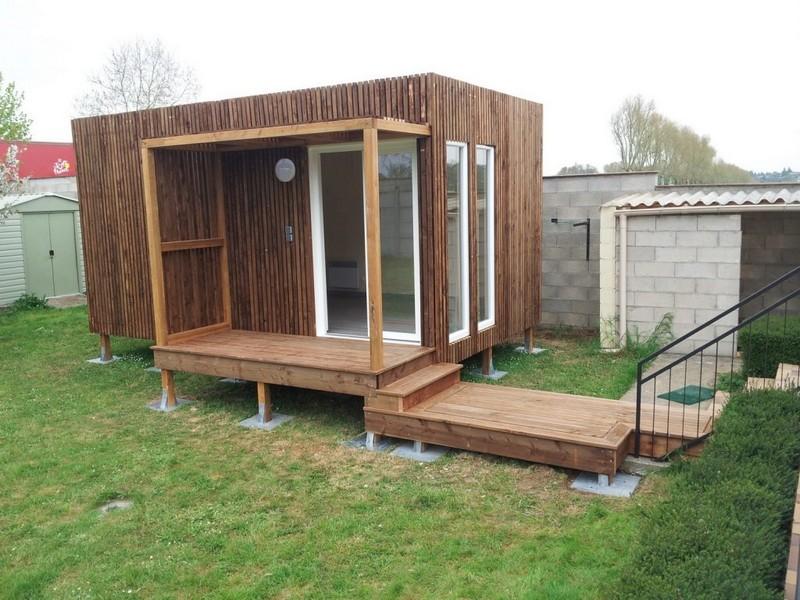 GK15 studio studios jardin 15m2 yonne