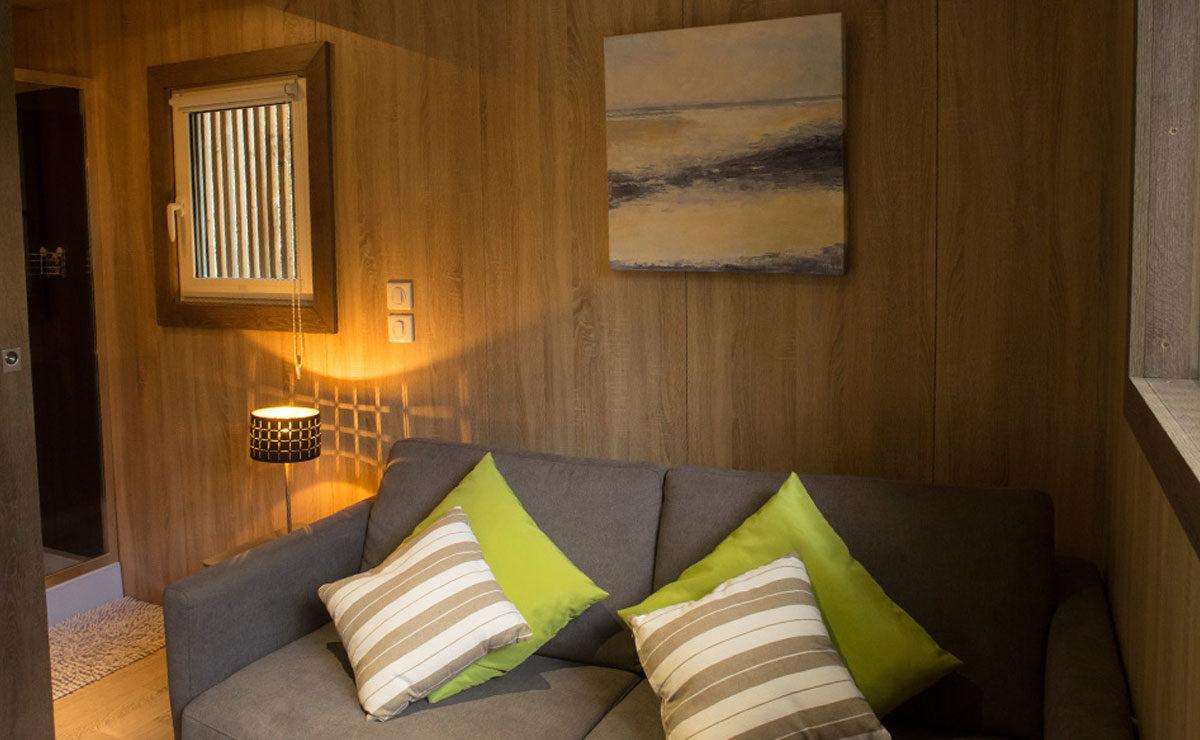 Studio de jardin en bois : Lodge