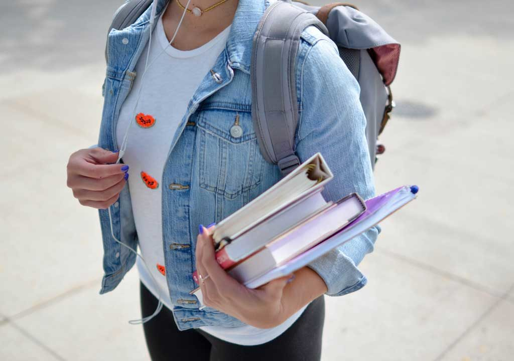 Visite guidée : l'indépendance pour notre fille étudiante