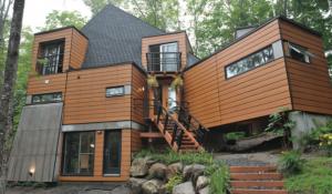 Design original de maison container