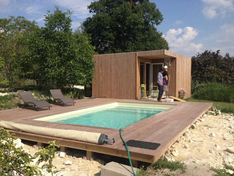 pool house yvelines studios de jardin 20m²