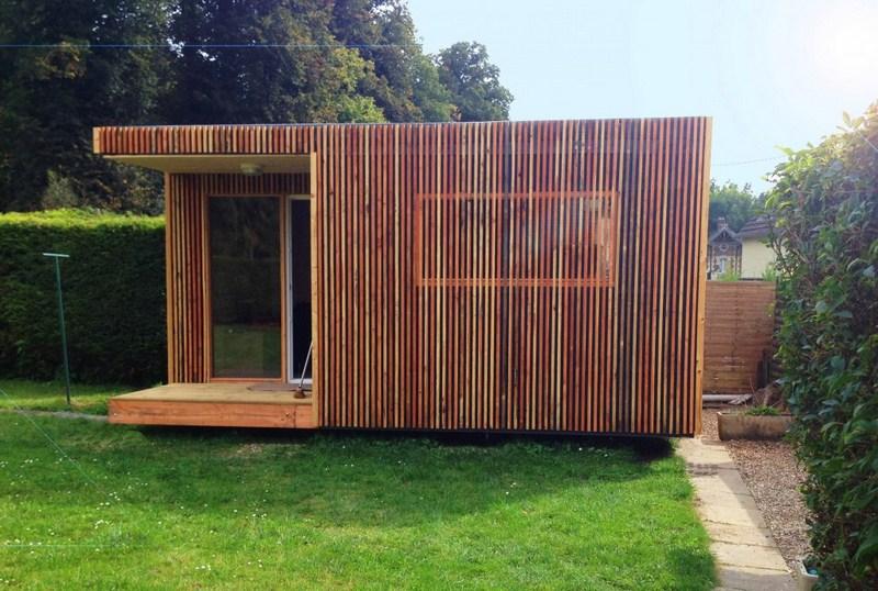 studio de jardin cote d'or 20m²