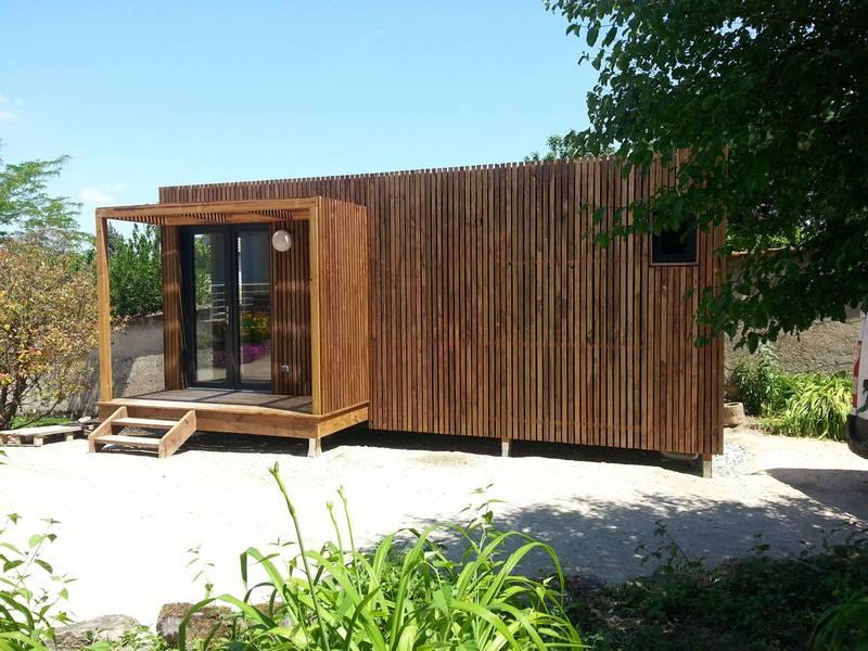 studio de jardin herault 20m2 GK20