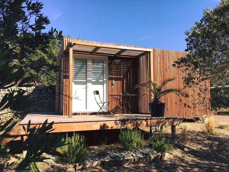 studio de jardin rhone 20m2 GK20
