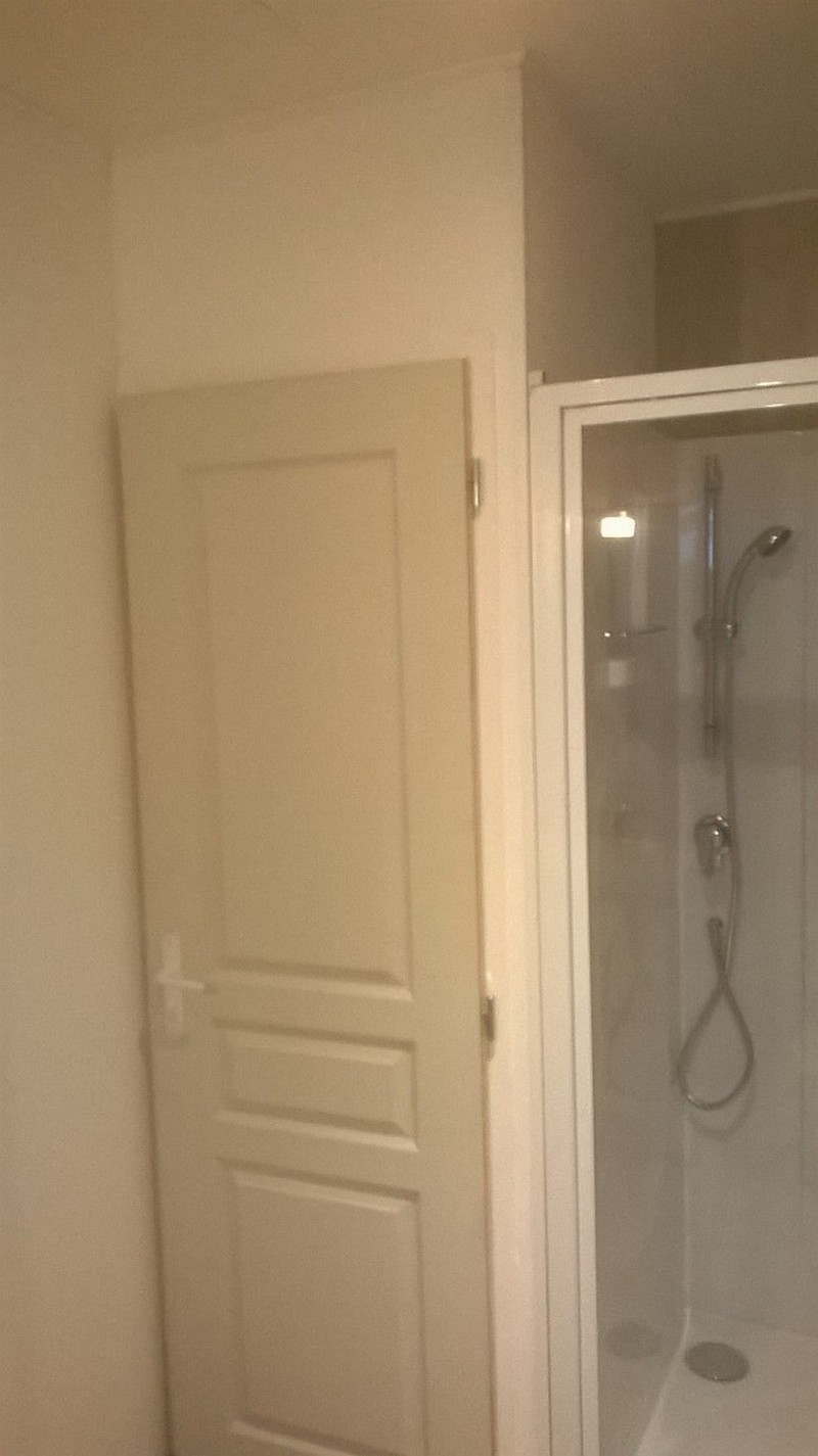 studio studios jardin 20m2 herault GK20 salle de bain