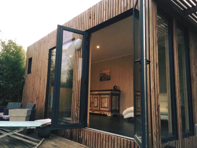 studios jardin 20m² GK20 salon