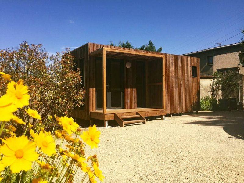 studios jardin 20m2 GK20 loiret