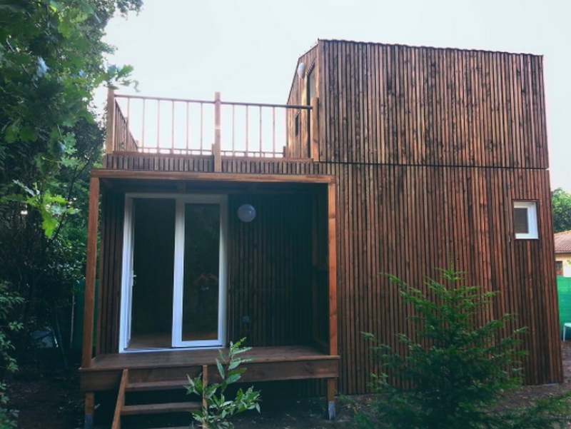 studios jardin 30m2 tropezienne GK30t