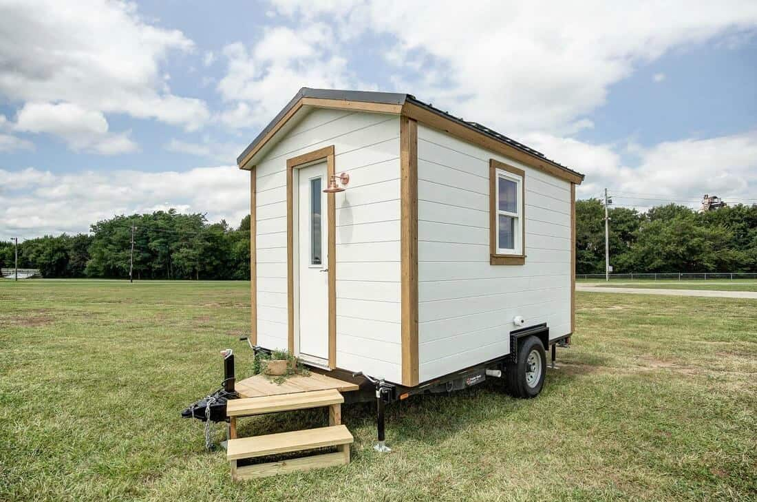 Achat Remorque Tiny House tiny house : maison mobile et écologique en ossature bois