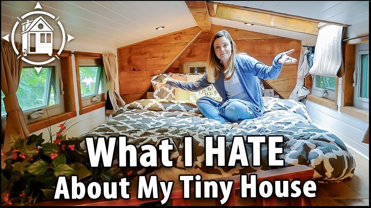 Inconvénients Tiny House