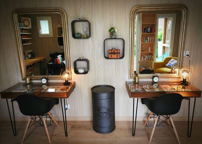 Salon de coiffure à domicile Greenkub