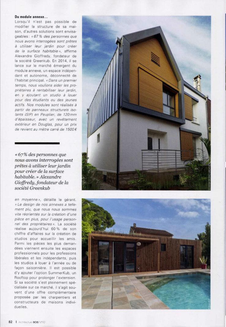 Architecture bois : réinventer sa maison - page 2
