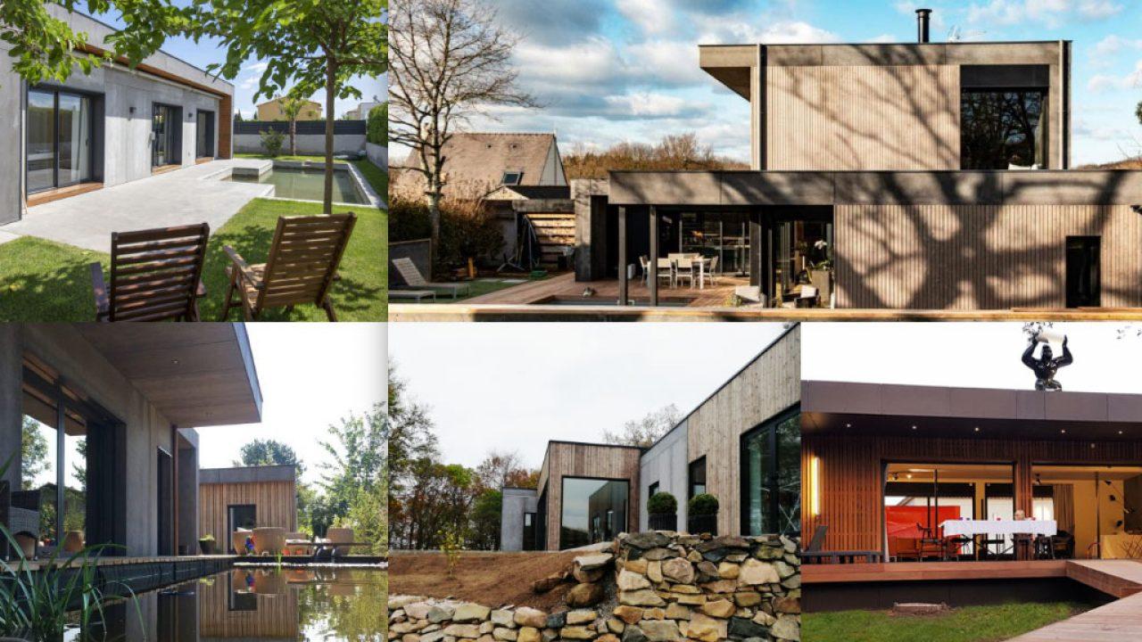Prix Maison Ossature Metallique Clé En Main pop up house : la maison passive en bois. avis et prix 2019