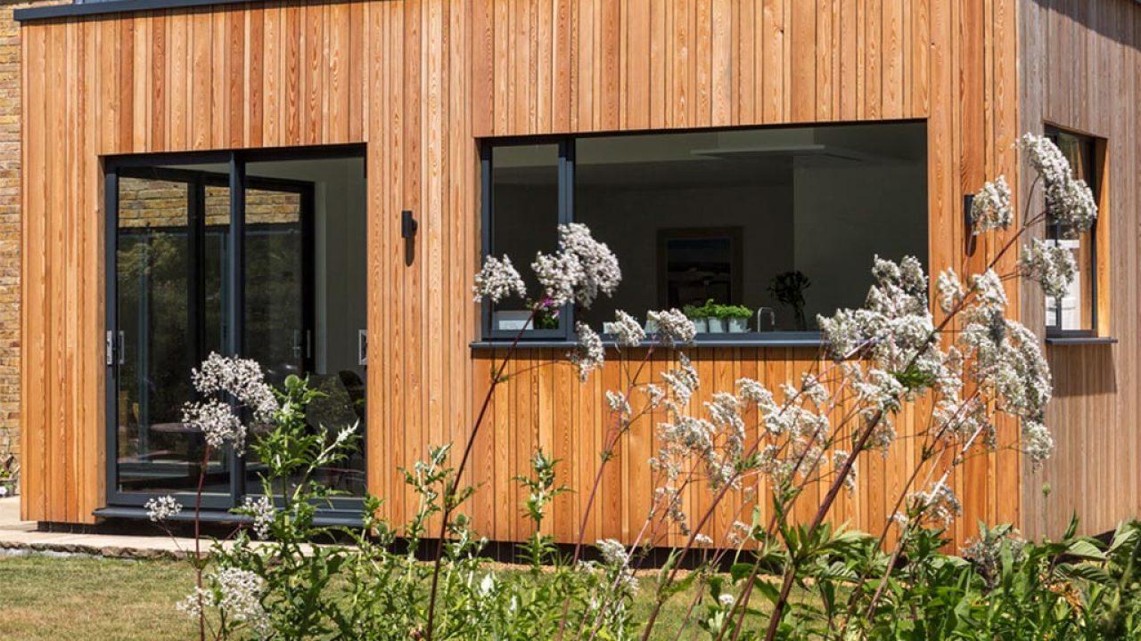 Extension Bois Bien Choisir Son Extension De Maison En Ossature Bois