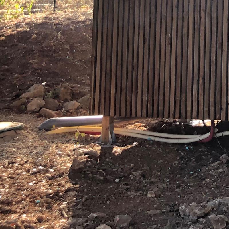 Raccordements en eau, électricité et évacuation des eaux usées