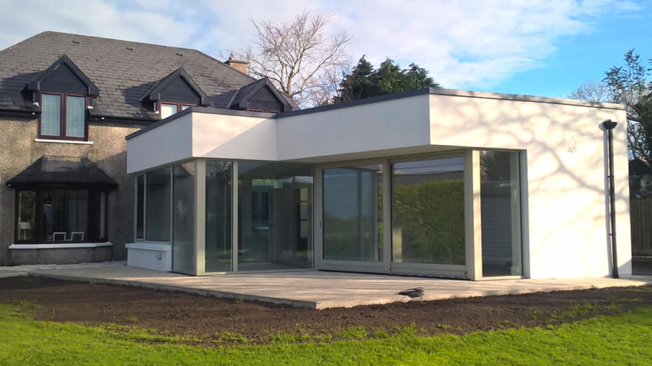 Devis Extension Maison  Villeneuve-la-Garenne ▷ Agrandissement Bois, Acier, Parpaing