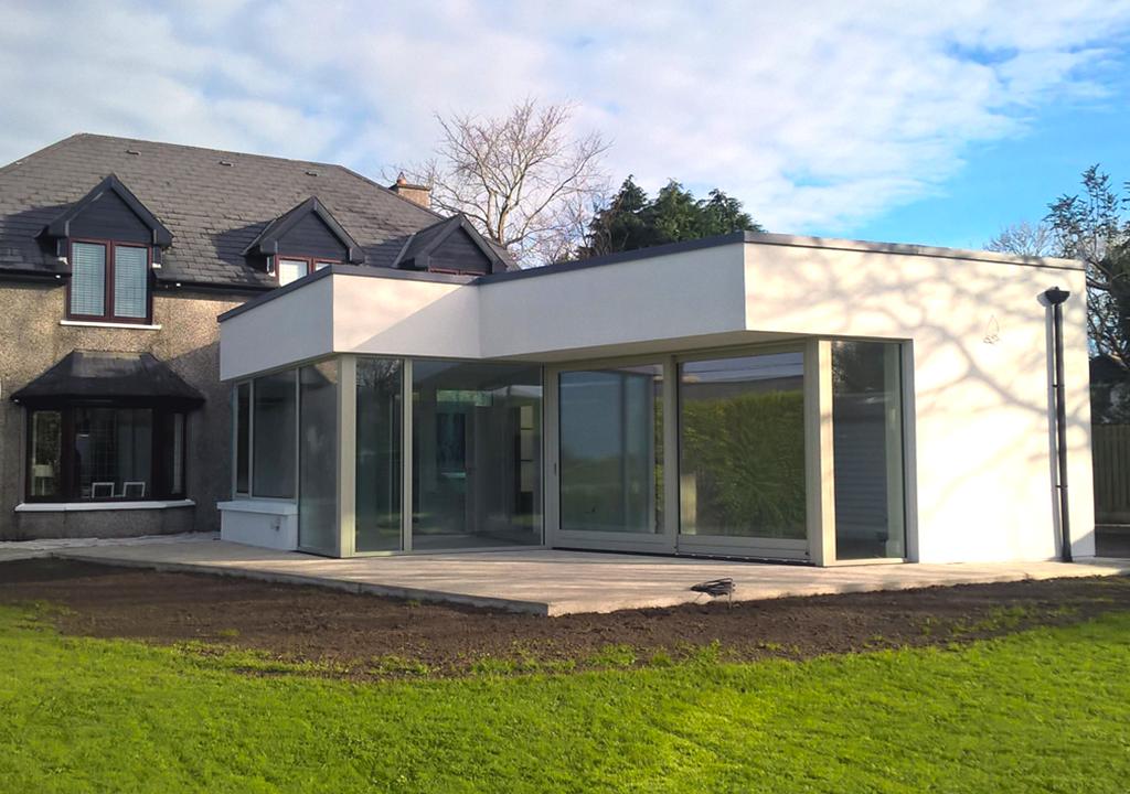 Image de couverture de l'article sur les extensions de maison à toit plat